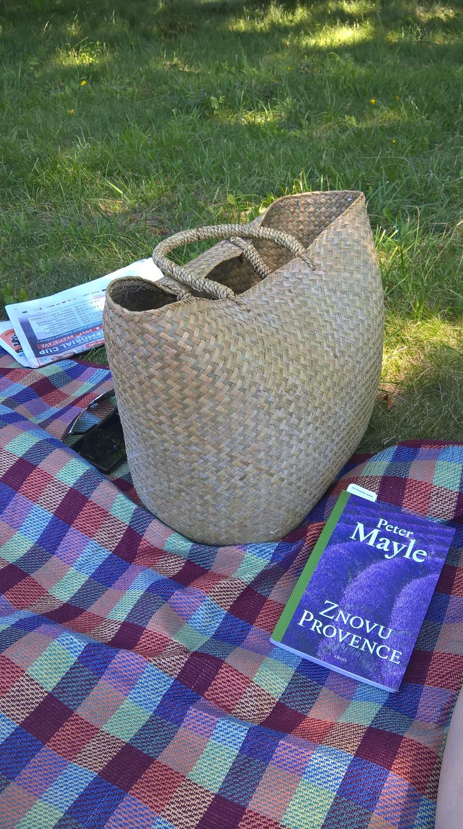 čo si so sebou zobrať na piknik