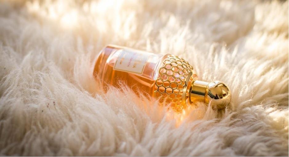 parfém na svadbu