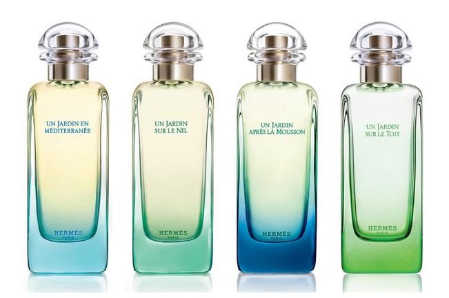 hermes un jardin parfumy