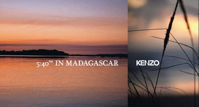 Kenzo 5:40 PM in Madagaskar parfume